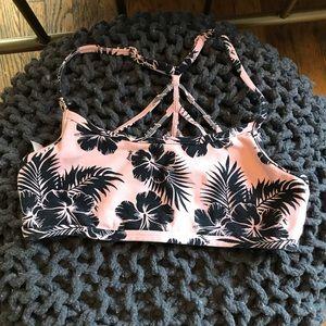 Victoria's Secret PINK Floral Bralette